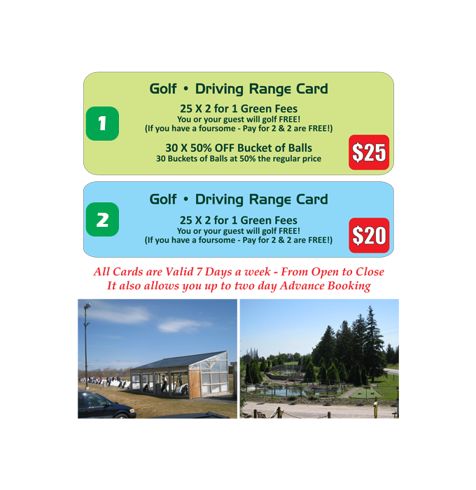 Quarry Lakes Golf Course - Welcome